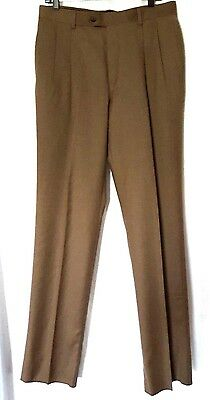 New Jos A Bank Executive Collection Mens Cashmere Dress Pants 34 R  185 00