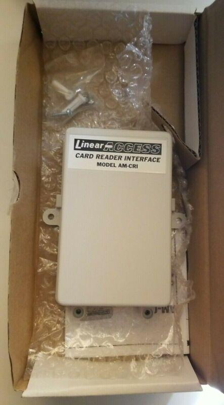 Linear  AM-CRI Card Reader Interface Wiegand Device ACP00717