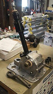 1673663m1 New Manual Steering Box Assembly For Massey Ferguson 35 50 135 240