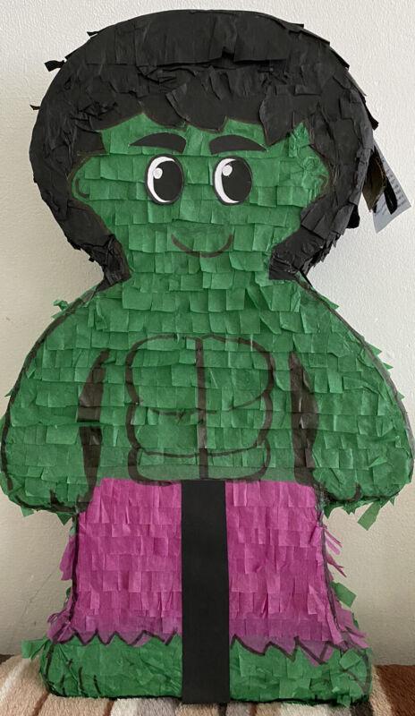Hulk Piñata Character Avengers