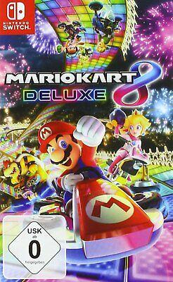 Mario Kart 8 Deluxe (Nintendo Switch Spiel, USK 0 - für Kinder geeignet)