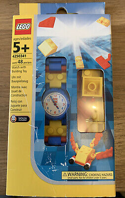 Lego Creator Kids Watch with Building Toy - Box and Instructions Included