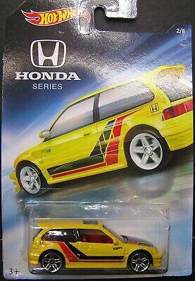 Hot Wheels 1990 Honda Civic Hatchback, Honda Series