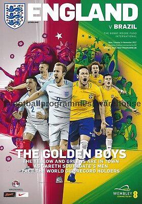 ENGLAND v Brazil (International  Friendly 14.11) 2017