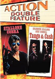 COBRA / TANGO & CASH (DVD SET) Sylvester Stallone NEW
