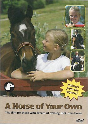 A Horse of Your Own: The Film for Those Who Dream of Owning Their Own (DVD) NEW ()