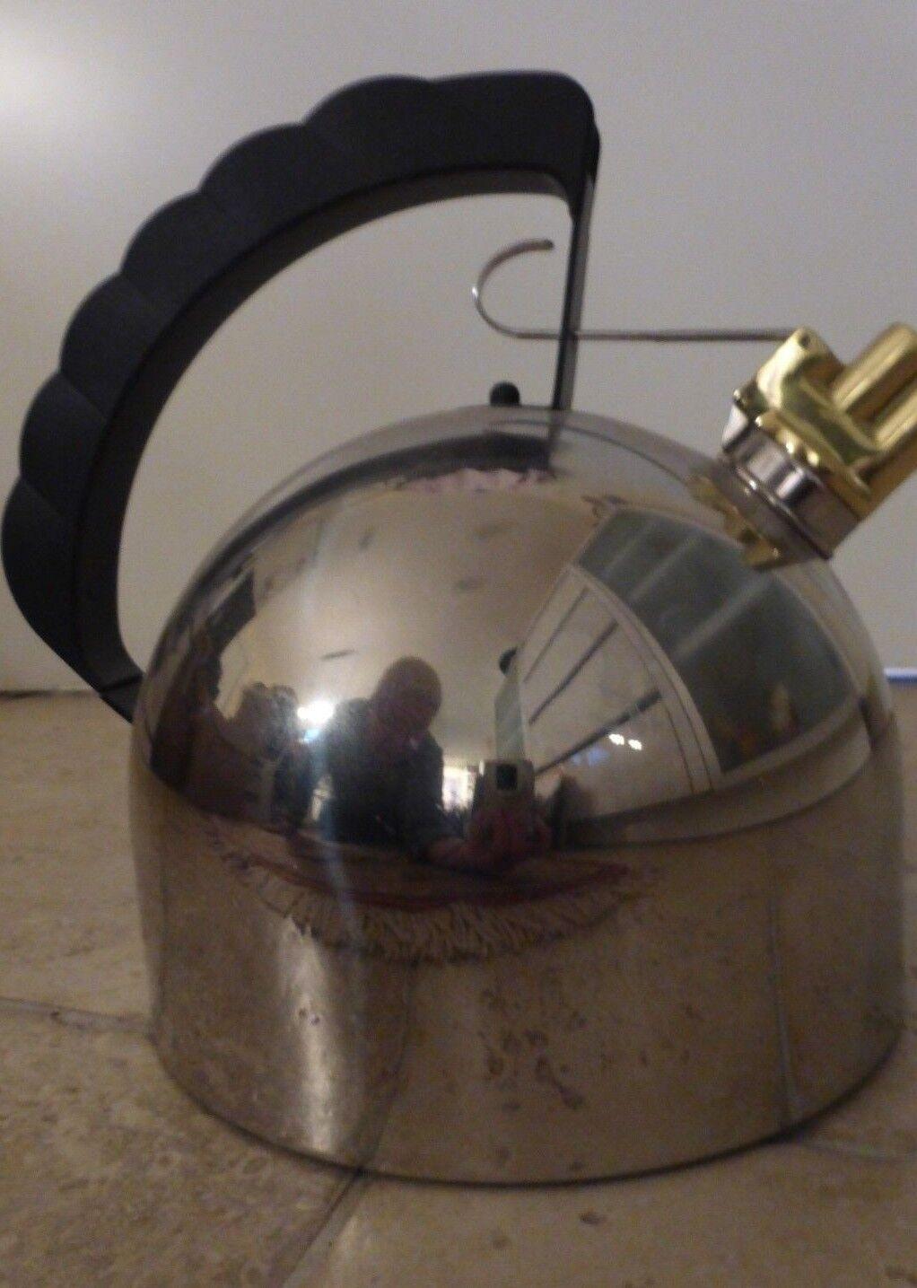 4580 Alessi Wasserkessel Graves Kleingeräte Küche