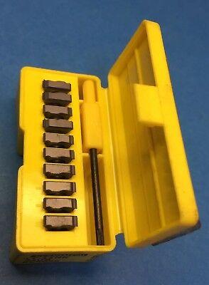 10 New Kennametal Lt-11nr 24un Threading Carbide Inserts Gr Kc5025 L66