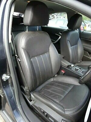 Vauxhall Insignia Leather Seats