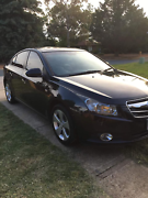 2010 HOLDEN CRUZE CDX AUTOMATIC; LOW KMs Giralang Belconnen Area Preview
