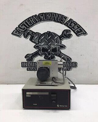 Eldex Vs Metering Pump Model A-120-vs