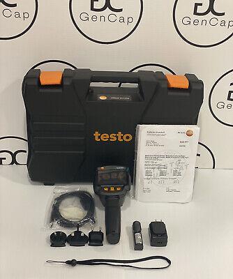 Testo 871 Thermal Imaging Camera240 X 180meter Connect Smartphone App Fluke Ti