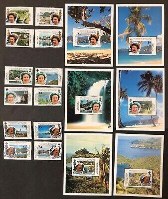 Grenada 1992 QE II 40th Anniv. of Coronation Common Design Issue MNH