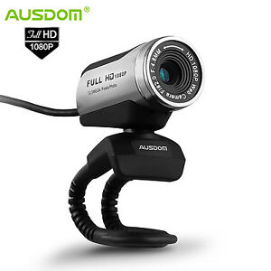 12.0 Mega Pixel 1080P HD Webcam Camera With MIC Microphone For PC Laptop Skype