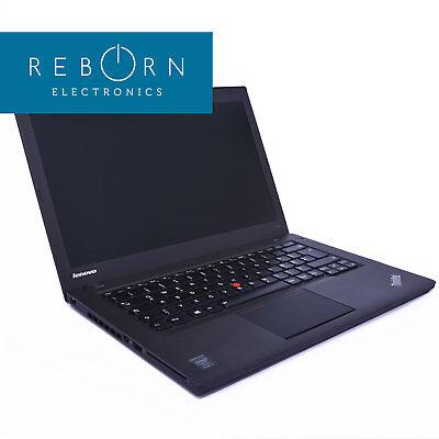 Lenovo ThinkPad T440 i5 1,9GHz 8GB 500GB-HDD Windows 10 Pro (MAR) Refurbished Refurbished Laptop Notebook