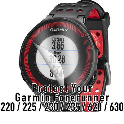Garmin Forerunner 220 225 230 235 620 630 HD Clear Screen