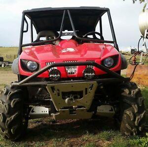09 Yamaha Rhino 700 FI