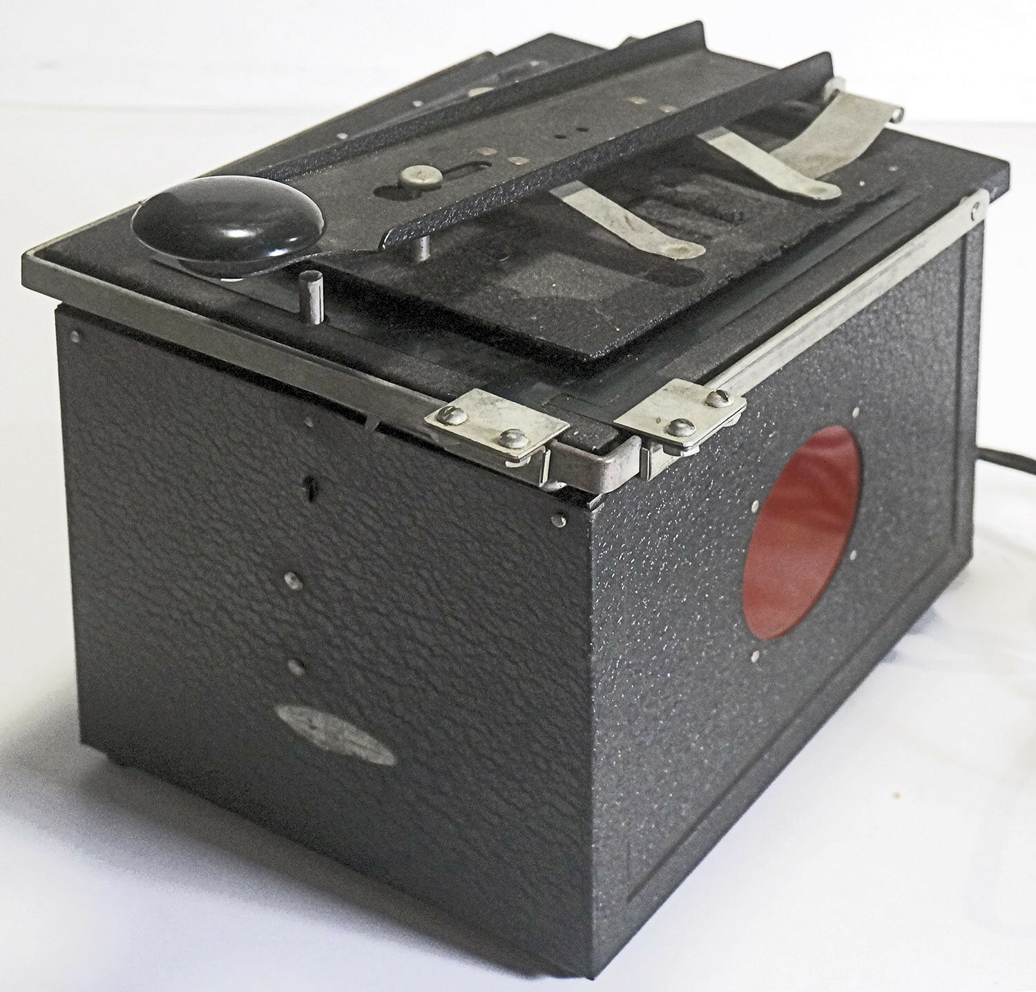 Vintage Photography Darkroom Equipment - Exposure Press 4 x5 9x12cm  - $60.00
