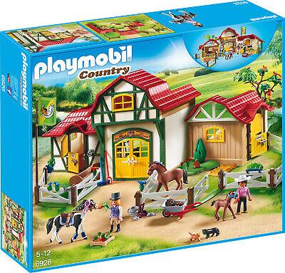 PLAYMOBIL® Country 6926 Großer Reiterhof