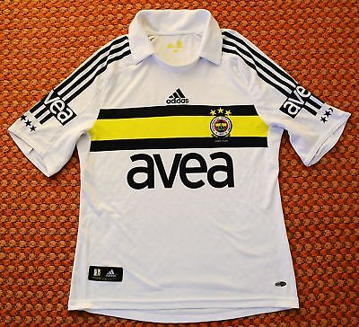 2008 - 2009 Fenerbahce, Third Football Shirt by Adidas, Boys Large 164 image