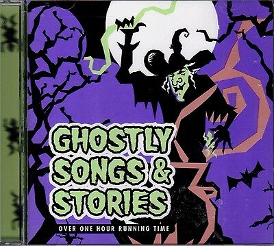 Ghosts Halloween Song (GHOSTLY SONGS & STORIES: VINTAGE 1997 K-TEL HALLOWEEN STORIES & SOUND EFFECTS)