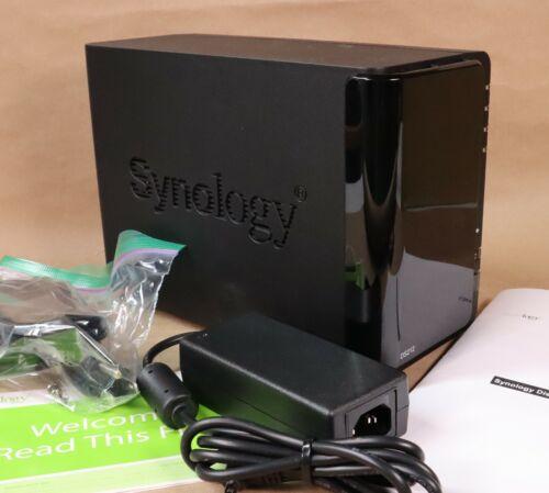 Synology ds212 DiskStation *Diskless*