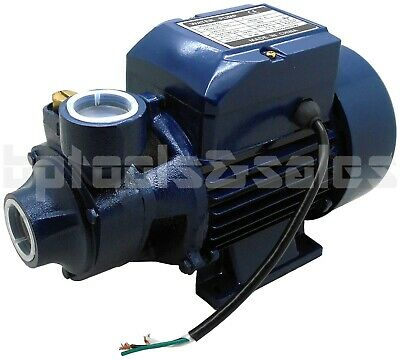 - 1/2HP Centrifugal Clean Clear Water Pump Electric Industrial Farm Pool Pond Pump