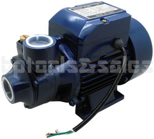 1/2HP Centrifugal Clean Clear Water Pump Electric Industrial Farm Pool Pond Pump