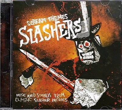 HALLOWEEN SCREAM THEMES SLASHERS: MUSIC & SOUNDS FROM CLASSIC MOVIES & FILMS OOP](Halloween Movie Theme)