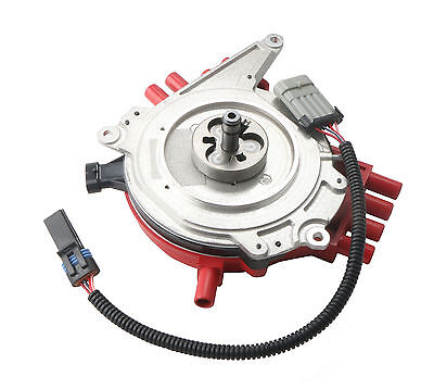 Ignition Distributor & Harness For Optispark LT1 Chevy Camaro Caprice Corvette