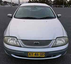 2002 Ford Falcon  Futura Automatic Sedan in EXCELLENT Condition. Shell Cove Shellharbour Area Preview