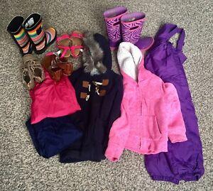 Girls Clothing Size 6/7