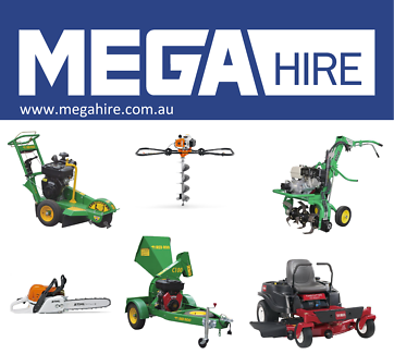 Hire Landscaping and Gardening equipment and tools