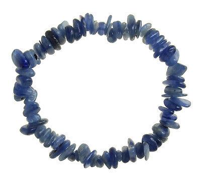 KYANIT / DISTHEN Edelstein-Armband / KYANITE Bracelet D317