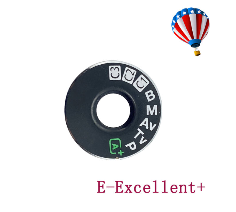 Interface Dial Mode Cap Part Replace For Camera Canon EOS 5D Mark III 5D3 5DIII