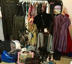 Garage sale women's clothing casual and designer incl. European Enmore Marrickville Area Preview
