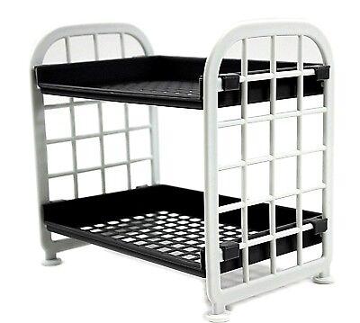 Multi Purpose Desktop Tidy Shelves Shelving Office Kitchen Bathroom Bedroom Book