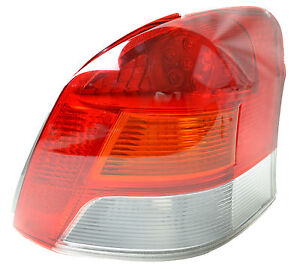 Tail Light Toyota Yaris 08/08-07/11 New Right Hatchback 3/5 Door Rear Lamp 09 10