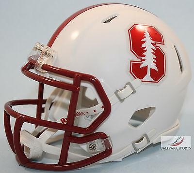 Stanford Cardinal  2015  Riddell Speed Mini Helmet