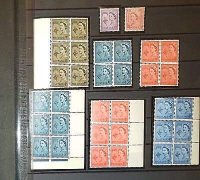 GB QEII REGIONAL USSUE MIXED UNCHECKED MNH STAMPS (No2442)