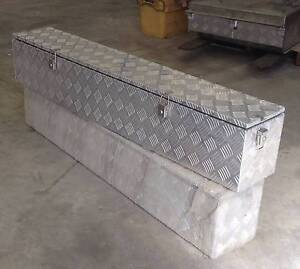2mm Chequer-plate Toolbox 1.4mtr Midvale Mundaring Area Preview