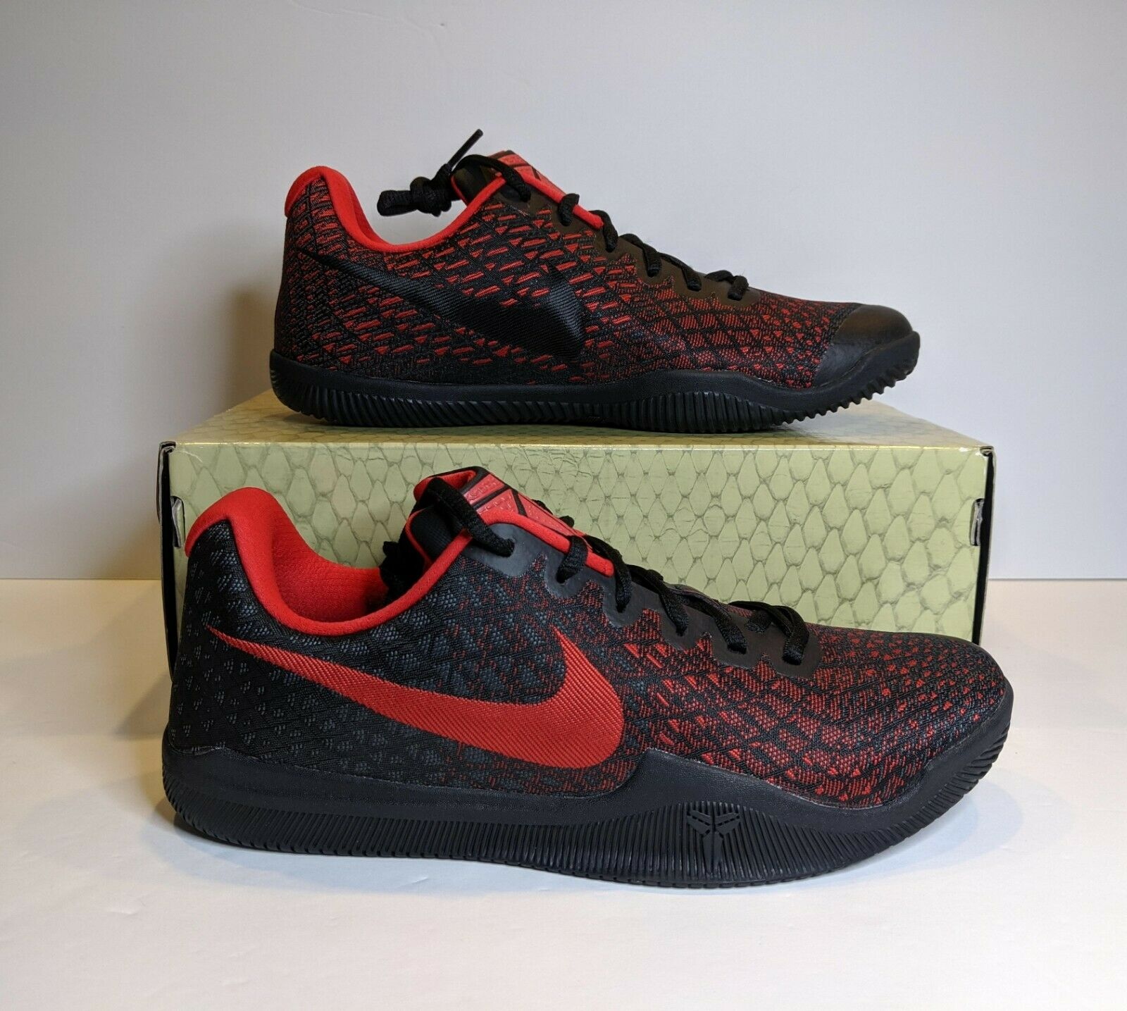 Nike Mamba Instinct EP Kobe Bryant