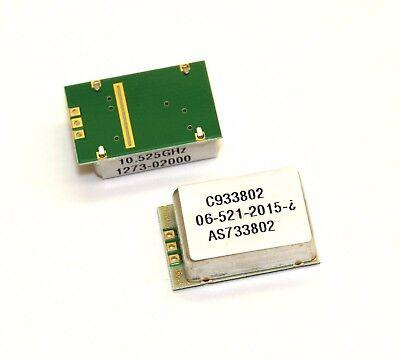 Mdu2000 Mini Doppler Radar X-band Motion Detector Module 3v 10.525 Ghz Us