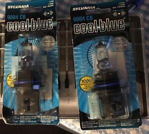 """Sylvania 9004 Headlight bulbs """"Cool Blue"""""""