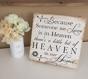 Handmade Heaven Sign