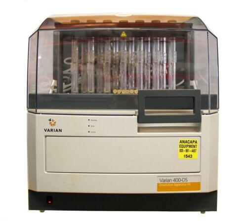 Varian Agilent 400DS Dissolution System Apparatus VII, 33-0506 (1543)