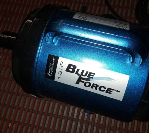 Master Equipment Blue Force 1.8hp Table Pet cat Dog Animal Dryer