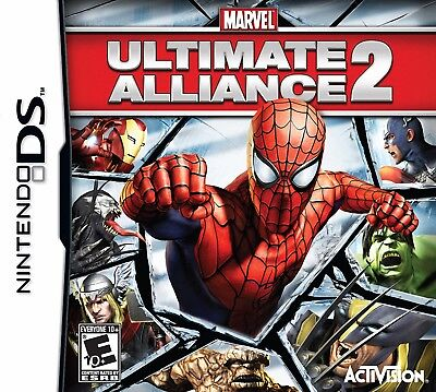 Marvel: Ultimate Alliance 2 LN for sale  Shipping to India