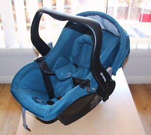 Steelcraft car capsule. Infant carrier Ingleburn Campbelltown Area Preview