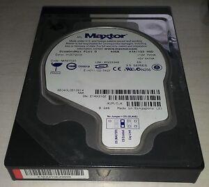 Hard-Disk-MAXTOR-DiamondMax-Plus-8-40-Gb-6E040L0510614-ATA-133-HDD-IDE-SLIM-OK
